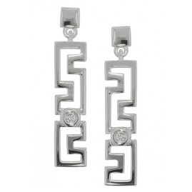 trendor 81064 Silver Earrings