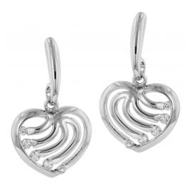 trendor 81354 Silver Earrings