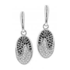 trendor 81613 Silver Earrings
