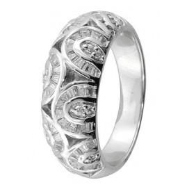 trendor 67261 Silver Ring