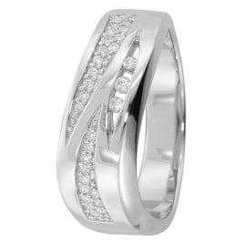 trendor 80838 Silver Ring
