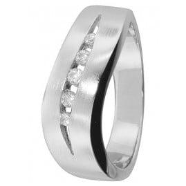 trendor 81392 Silver Ring