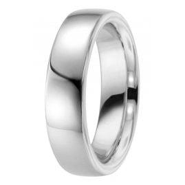 trendor 65816 Silver Promise Rings