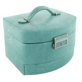 trendor 8050-60 Jewellery Case Turquoise