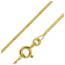 trendor 71958 Necklace for Children 333 Gold Length 38/36 cm Width 1,4 mm