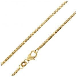 trendor 75240 Box Chain Necklace Gold 333 (8 Carat)
