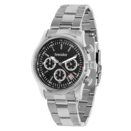 trendor 7630-11 Dustin Chronograph Ladies and Mens Watch