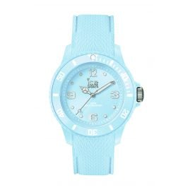Ice-Watch 014233 Mädchen-Armbanduhr Sixty Nine Pastel Blue S