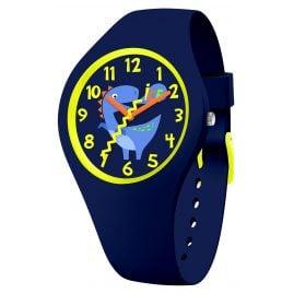 Ice-Watch 017892 Kinder-Armbanduhr ICE fantasia Jurassic Blau Dinosaurier S