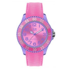 Ice-Watch 017729 Girls' Wristwatch ICE cartoon Dolly Purple / Pink S