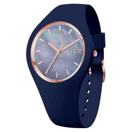 Ice-Watch 016940 Damen-Armbanduhr ICE pearl Twilight Blau S