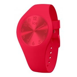 Ice-Watch 017916 Wristwatch ICE Colour S Lipstick Red