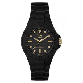 Ice-Watch 019143 Armbanduhr ICE Generation S Schwarz/Goldfarben