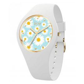 Ice-Watch 019203 Armbanduhr ICE Flower S Weiß/Gänseblümchen
