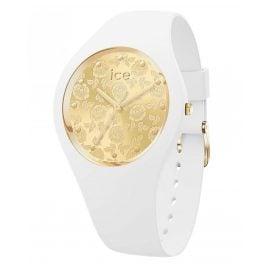 Ice-Watch 019205 Armbanduhr ICE Flower S Weiß/Chic