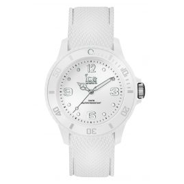 Ice-Watch 014581 Damen-Armbanduhr Sixty Nine Weiß M