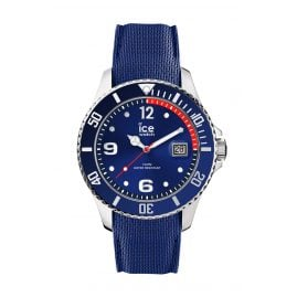 Ice-Watch 015770 Herrenuhr Ice Steel Blue M