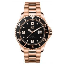 Ice-Watch 016763 Uhr Ice Steel Rose-Gold M