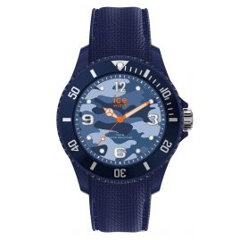 Ice-Watch 016293 Armbanduhr Bastogne Blue M