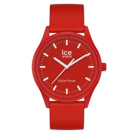Ice-Watch 017765 Solar-Armbanduhr Red Sea M Rot