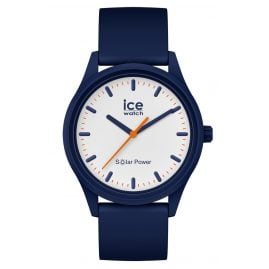 Ice-Watch 017767 Solar Watch Pacific M Blue / White