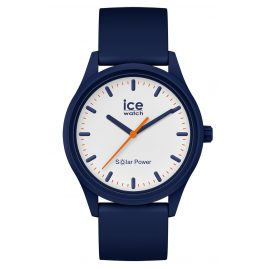 Ice-Watch 017767 Solaruhr Pacific M Blau / Weiß
