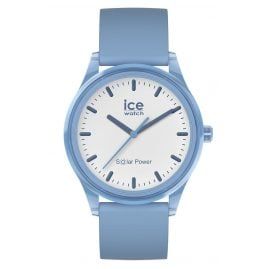 Ice-Watch 017768 Solar Watch Rain M Light Blue