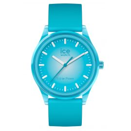 Ice-Watch 017769 Wristwatch Solar Blue Planet M Turquoise