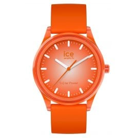 Ice-Watch 017771 Solaruhr Sunlight M Orange