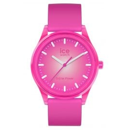Ice-Watch 017772 Solar-Armbanduhr Indian Summer M Pink