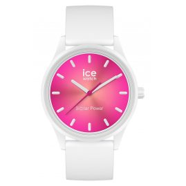 Ice-Watch 019030 Women's Solar Wristwatch M Coral Reef