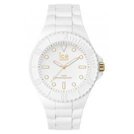 Ice-Watch 019152 Wristwatch ICE Generation M White/Gold Tone