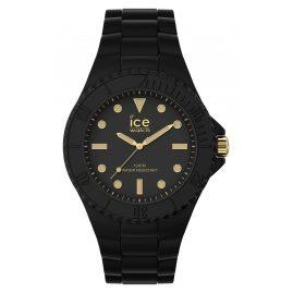 Ice-Watch 019156 Armbanduhr ICE Generation M Schwarz/Gold