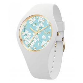 Ice-Watch 019202 Damenuhr ICE Flower M Weiß/Sakura