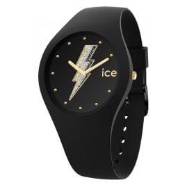 Ice-Watch 019858 Damen-Armbanduhr ICE Glam Rock M Schwarz/Blitz