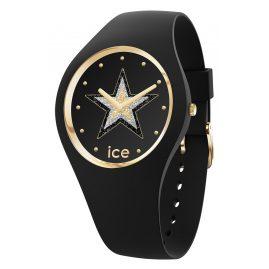 Ice-Watch 019859 Damenuhr ICE Glam Rock M Fame Schwarz/Stern