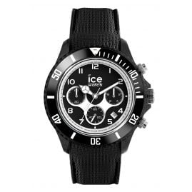 Ice-Watch 014222 Herren-Chronograph Ice Dune Schwarz XL