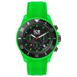 Ice-Watch 019839 Herren-Armbanduhr Chronograph ICE Chrono L Neongrün