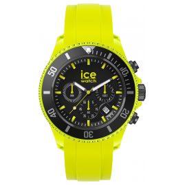 Ice-Watch 019843 Chronograph für Herren ICE Chrono XL Neongelb
