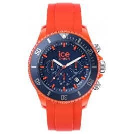 Ice-Watch 019845 Herrenuhr ICE Chrono XL Orange/Blau