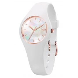 Ice-Watch 016934 Wristwatch for Women and Teenagers ICE Pearl White XS