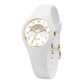 Ice-Watch 018423 Armbanduhr ICE Fantasia XS Regenbogen Weiß