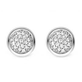 Ti Sento 7732ZI Women's Stud Earrings Silver