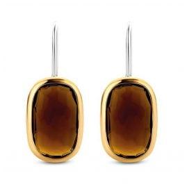 Ti Sento 7788TB Ladies' Drop Earrings Brown
