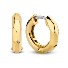 Ti Sento 7823SY Ladies' Hoop Earrings Gold Tone