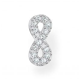 Thomas Sabo H2216-051-14 Single Earring Infinity Silver