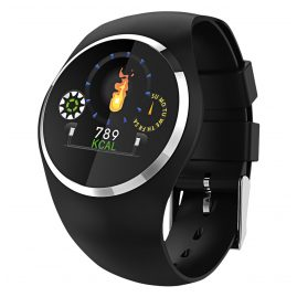 Atlanta 9703/7 Smartwatch with Touch Display Black
