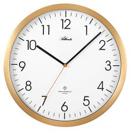 Atlanta 4382/9 Radio Controlled Wall Clock