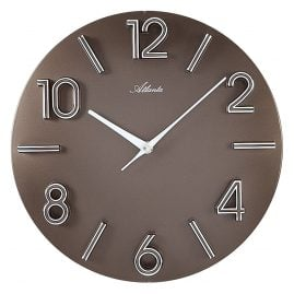 Atlanta 4397/3 Design-Wall Clock