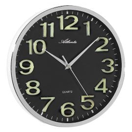 Atlanta 4428/7 Wall Clock